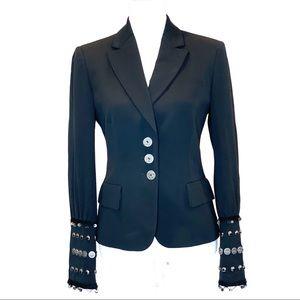 MOSCHINO | Embellished Blazer